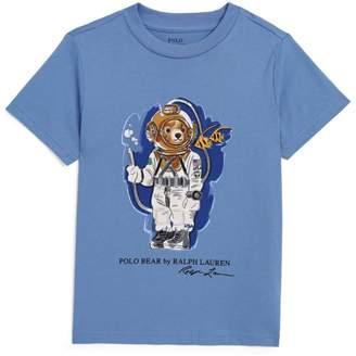 Ralph Lauren Kids Polo Bear T-Shirt (2-4 Years)