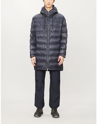 Moncler Trayas longline shell-down coat