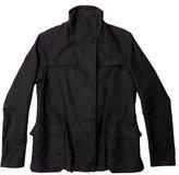 Helmut Lang Mock Neck Zip-Up Jacket