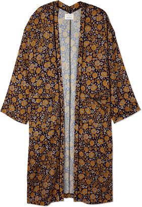 Sunburst Kimono