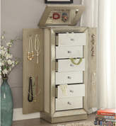 ACME Furniture Talor Jewelry Armoire with Mirror