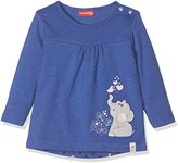 Salt&Pepper SALT AND PEPPER Baby Girls' B Longsleeve Lovely Elefant Pyjama Bottoms