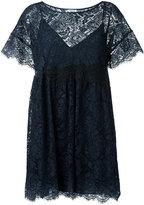 P.A.R.O.S.H. Rift dress - women - Cotton/Polyester/Viscose/Polyimide - M