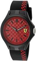 Ferrari Men's Quartz Multi Color Casual Watch (Model: 0830325)