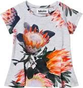 Molo Sugar Flowers Robbin T-Shirt