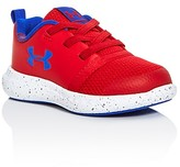 Under Armour Boys' Charged 24/7 Lace Up Sneakers - Walker, Toddler