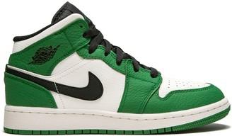 Nike Kids Air Jordan 1 Mid SE (GS) sneakers