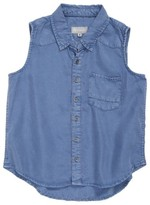 Tractr Girl's Chambray Shirt