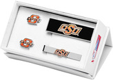 Cufflinks Inc. Men's Oklahoma State Cowboys 3-Piece Gift Set