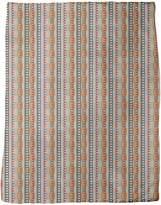 uneekee Tribal Color Fleece Blanket
