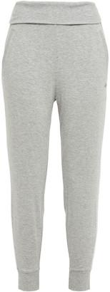 DKNY Melange Jersey Track Pants