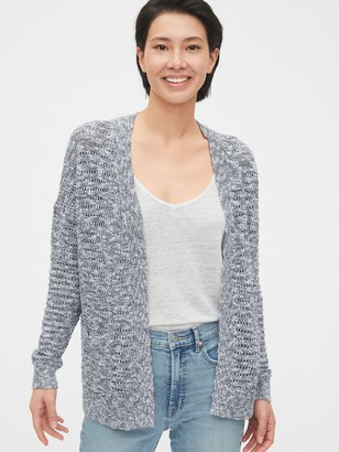 Gap Marled Swing Cardigan