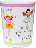 Creative Bath Faerie Princess Wastebasket