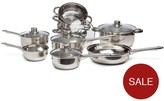 Sabichi Stainless Steel Pan Set