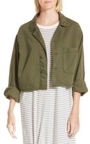 The Great Women's The Cropped Army Jacket