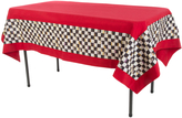 Mackenzie Childs MacKenzie-Childs Courtly Check Extra Small Cotton and Linen Tablecloth