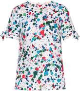 Ted Baker Lande Paint Splash Print T-Shirt