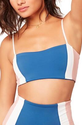 L-Space Rebel Bandeau Bikini Top