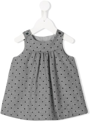 Knot Loretta pinafore dress