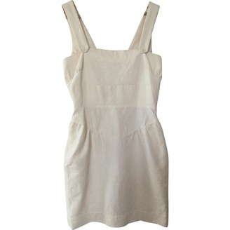 Paul & Joe Beige Cotton Dress for Women