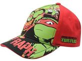 Character Kids Raph Cap Boys Hat Arched Curved Peak Headwear Accessories