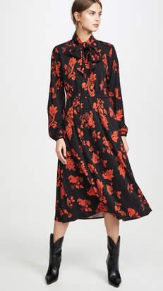 Tory Burch Jersey Bow Dress