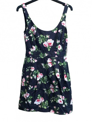 Jack Wills Blue Cotton Dress for Women