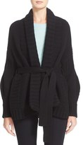 Burberry Women's Annascoul Wool & Cashmere Wrap Cardigan