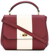 Bally stripe detail small tote - women - Calf Leather - One Size