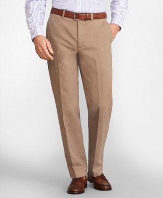 Brooks Brothers Clark Fit Twill Chino Pants