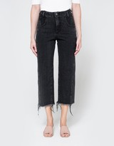 Rachel Comey Trigger Pant in Washed Black