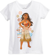 Disney Disney's® Moana T-Shirt, Toddler & Little Girls (2T-6X)
