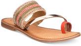 Callisto Sari Embellished Flat Sandals