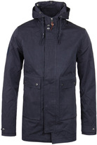 Pretty Green Whitworth Navy Zip Through Jacket