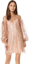 Zimmermann Lavish Lace Billow Tunic Dress