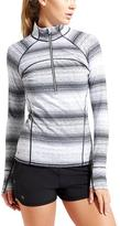 Athleta Running Wild Half Zip 2.0 Stride
