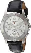 Swiss Legend Women's 16016SM-02 Paradiso Analog Display Swiss Quartz Black Watch