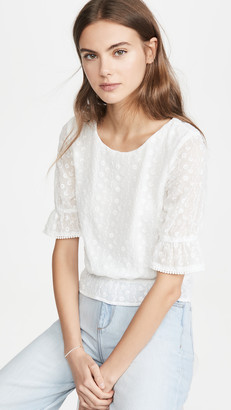 BB Dakota Chiffon Cloud Nine Top