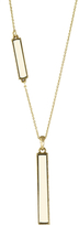 House Of Harlow Long Rains Lariat Necklace
