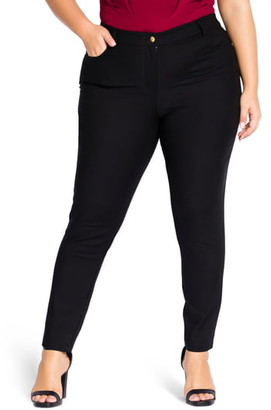 City Chic So Chic Skinny Pants