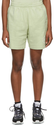 Sporty and Rich Green SRHWC Shorts