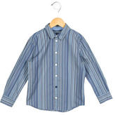Paul Smith Boys' Striped Button-Up Shirt w/ Tags