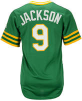 Majestic Reggie Jackson Oakland Athletics Cooperstown Player Jersey, Big Boys (8-20)