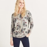 Apricot Floral Bird Bundle Oversize Top