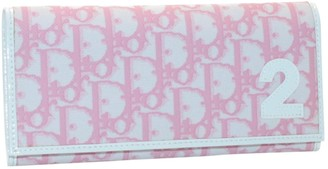 Christian Dior Pink Cotton Scarves