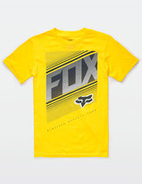 Fox Static Boys T-Shirt