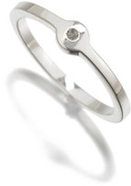 Ashley Schenkein Jewelry - Havana Silver Diamond Ring