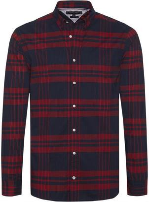 Tommy Hilfiger Stripe Check Shirt