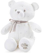 "Little Me Welcome To The World 10"" Plush Teddy Bear"