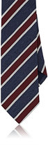 Barneys New York MEN'S STRIPED SILK NECKTIE